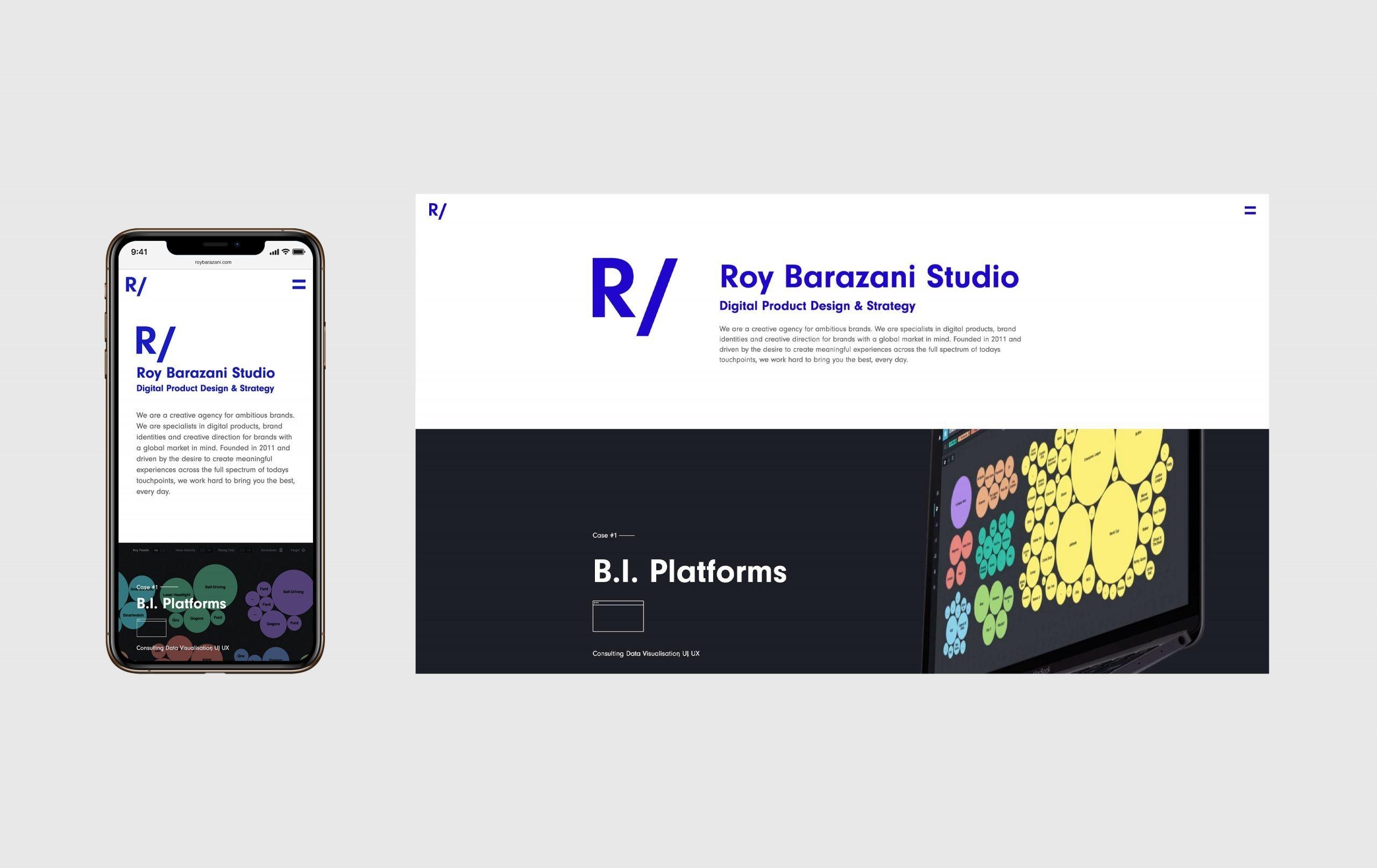 roybarazani.com desktop