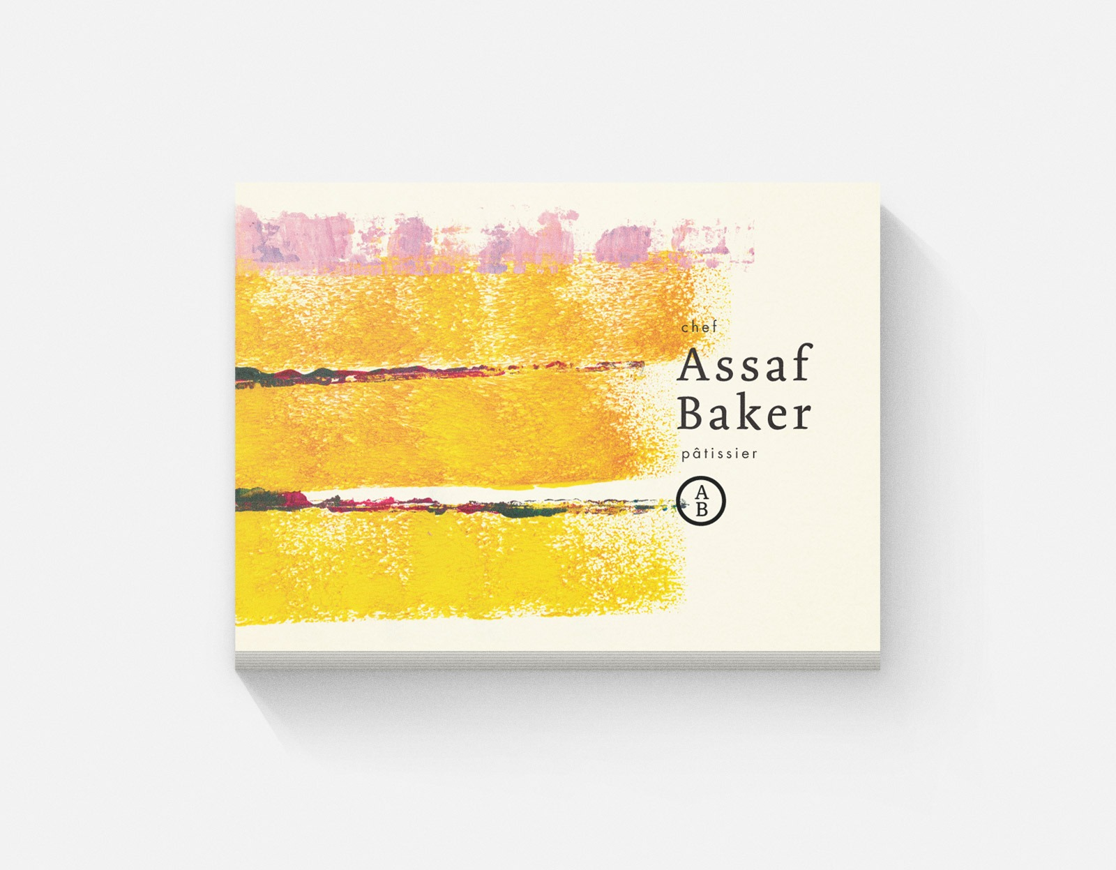 Assaf Baker Business card