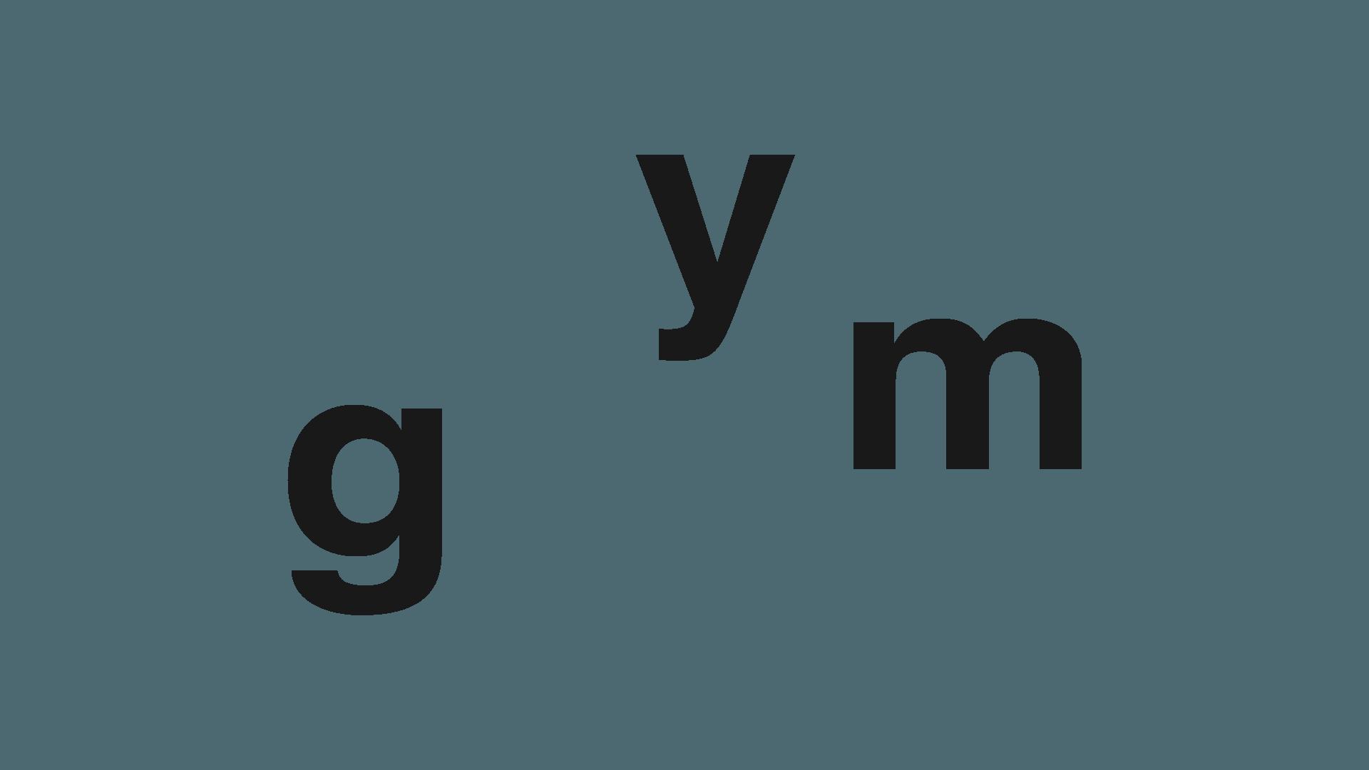 gym school logo