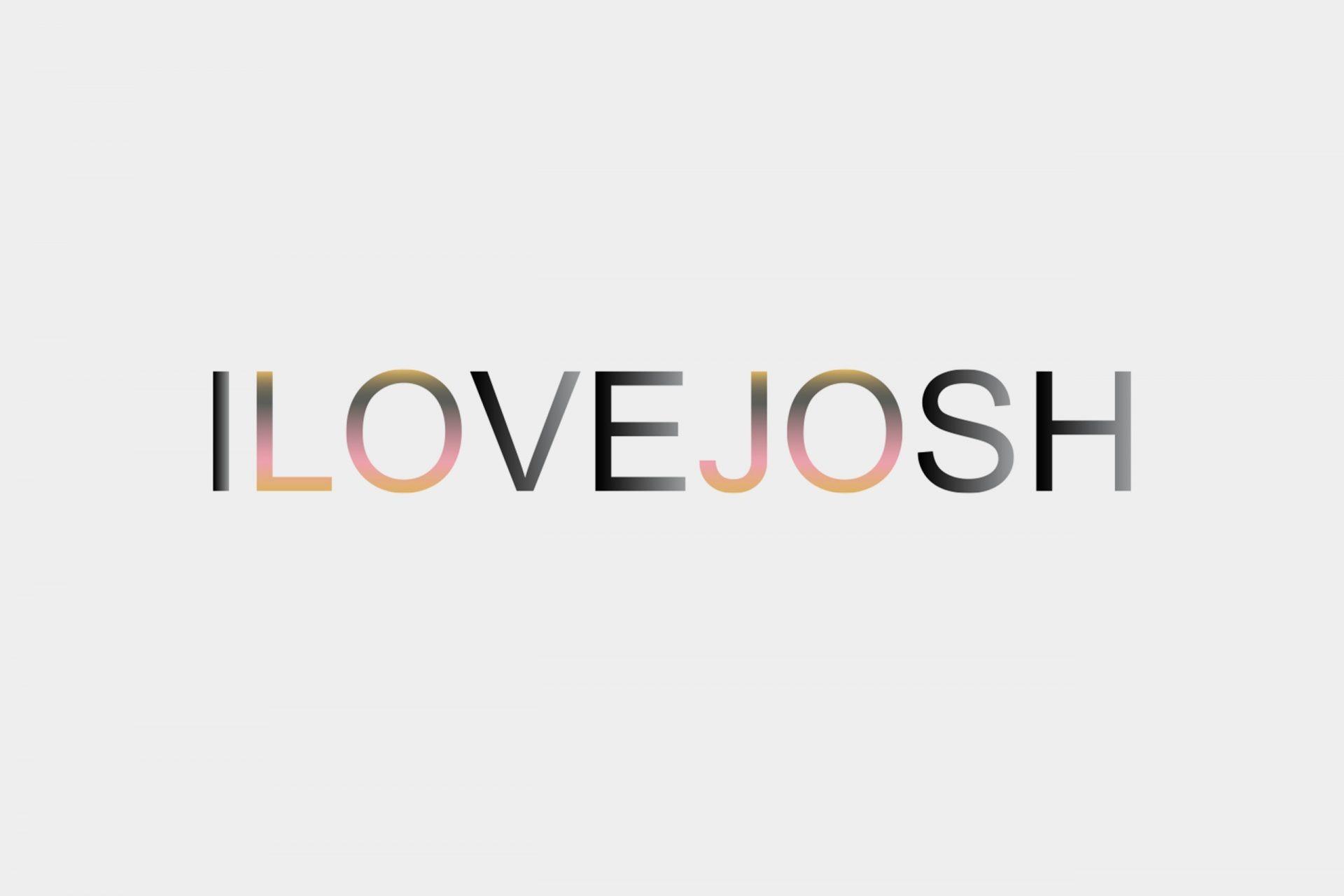 ilovejosh.com logo